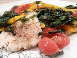 fisch blattspinat rezept